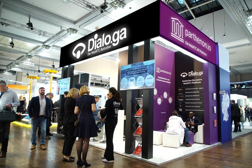 CCW Berlin 2018 (1) - Veranstaltungen - Dialoga