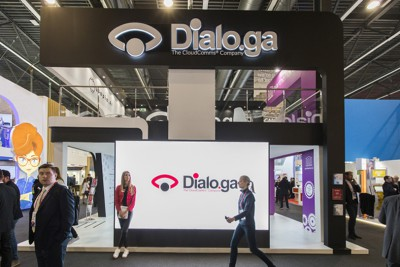 MWC Barcelona 2018 (1) - Eventos - Dialoga
