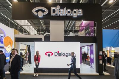 MWC Barcelona 2018 (1) - Veranstaltungen - Dialoga
