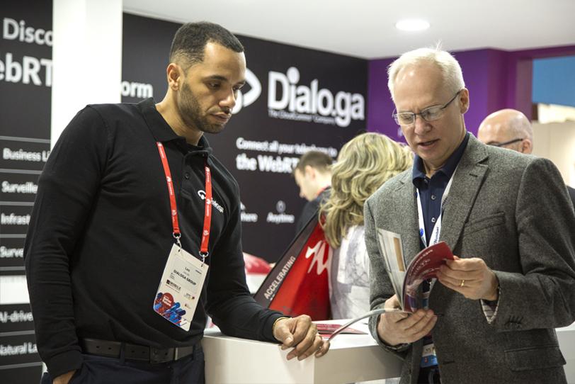 MWC Barcelona 2018 (5) - Veranstaltungen - Dialoga