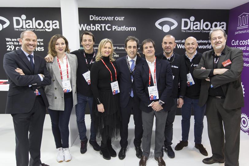 MWC Barcelona 2018 (7) - Veranstaltungen - Dialoga