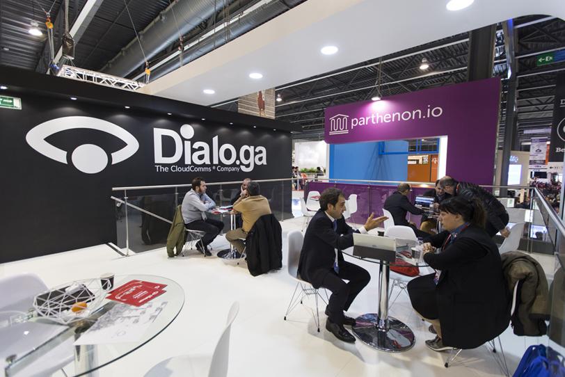 MWC Barcelona 2018 (8) - Veranstaltungen - Dialoga