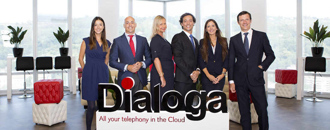 Dialo.ga garante vendas de 62 milhões de euros em 2018 graças à integração de WebRTC e Inteligência Artificial - Notícias - Dialoga