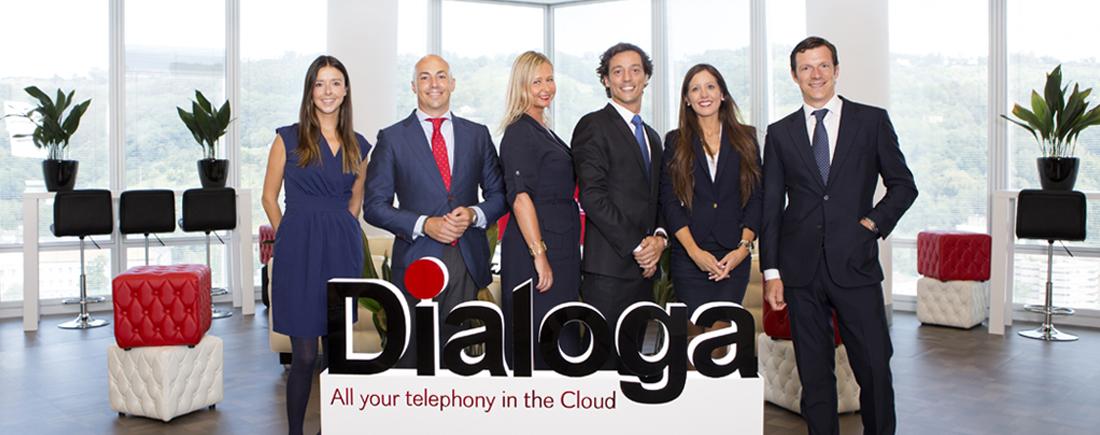 Dialo.ga sichert sich 2018 einen Umsatz von 62 Millionen Euro dank der Integration von WebRTC und künstlicher Intelligenz