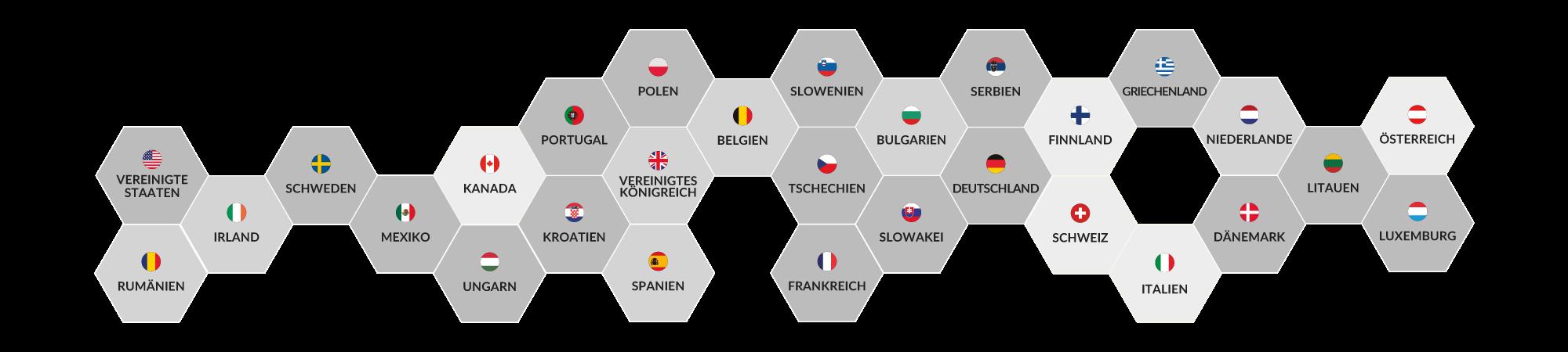 Wir sind der einzige Netzbetreiber mit seinem eigenen Netzwerk in 29 Ländern – Dialoga