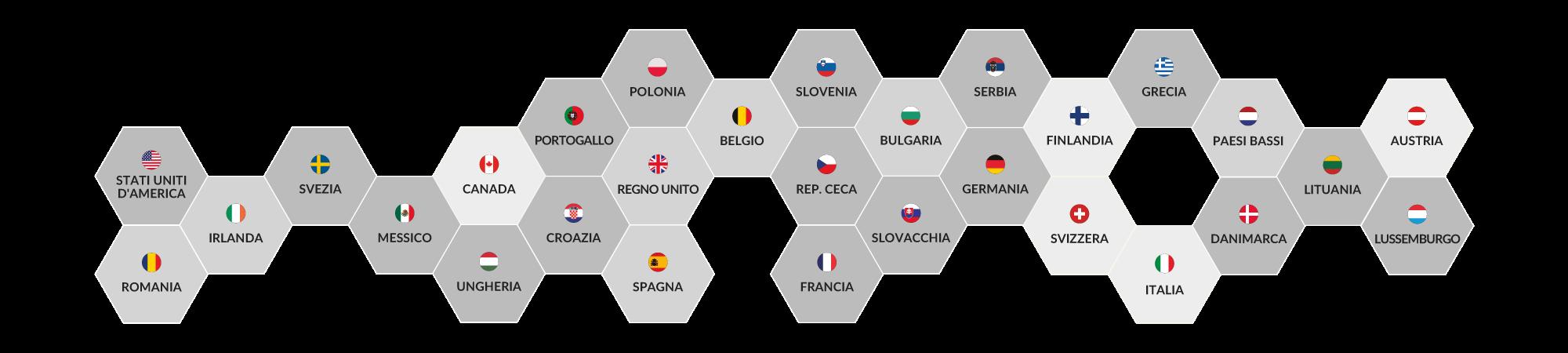 Siamo l'unico operatore con rete propria in 29 Paesi – Dialoga