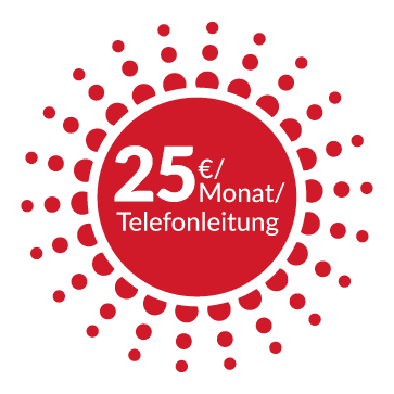 25€/Monat-Telefonleitung - Sword - Dialoga