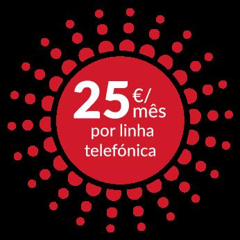 25 €/mês por linha telefónica - Sword - Dialoga