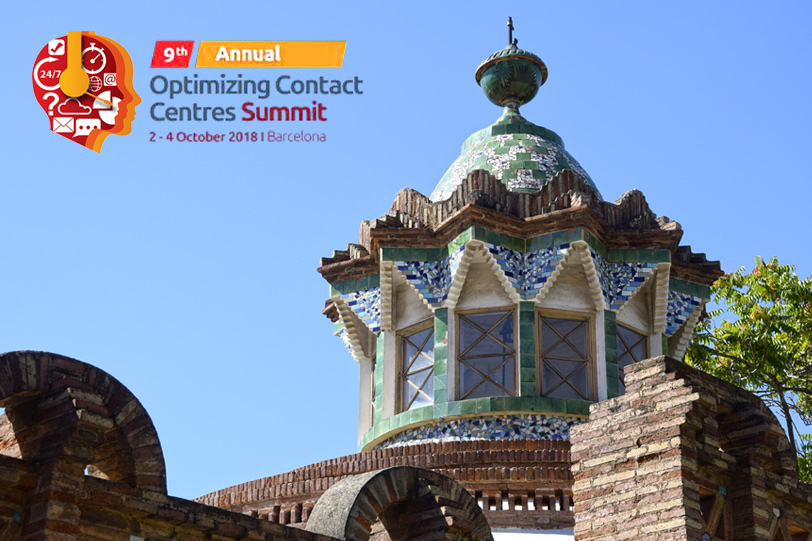 Optimizing Contact Centres Summit 2018, Barcelona - Veranstaltungen - Dialoga